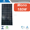 Best price mono solar panel / solar energy 180watt 72pcs mono solar cell SL5M72-180W