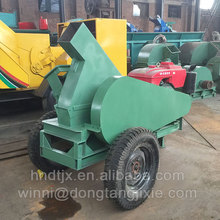 wood chipper shredder machine for denitrification and mushroom cultivation