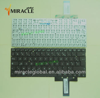 French layout for ASUS UX31A Ultrabook Keyboard