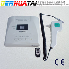 Biothesiometer infrared light therapy for diabetes measuring