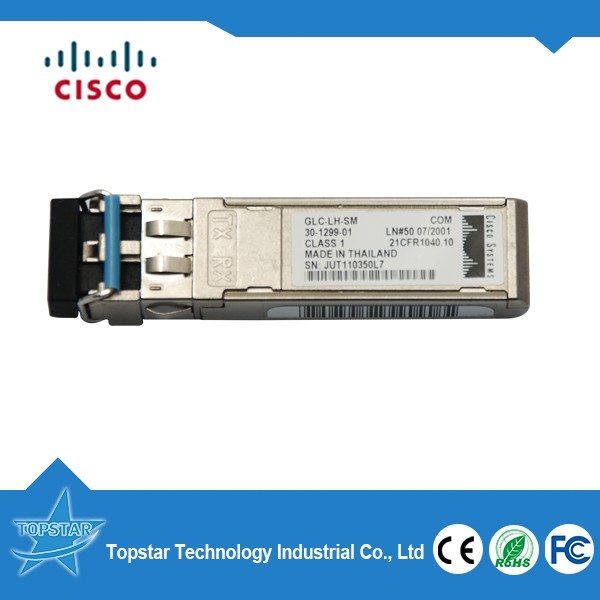 Cisco 1000base-lx SFP GLC-LH-SM optical modules 1310nm 1.25G 10KM SFP transceivers