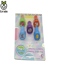 Newest Product Funny Cheap Flower Animal Stamp Sets with For Children Playing