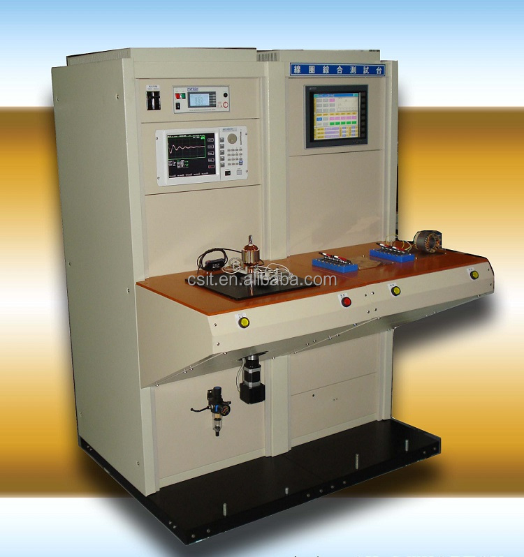 Taiwan Customize Motor Coil Test System