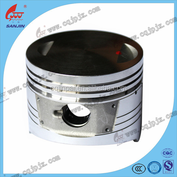 Hot sale chinese motorcycle piston for JY110 110cc lifan loncin Engine