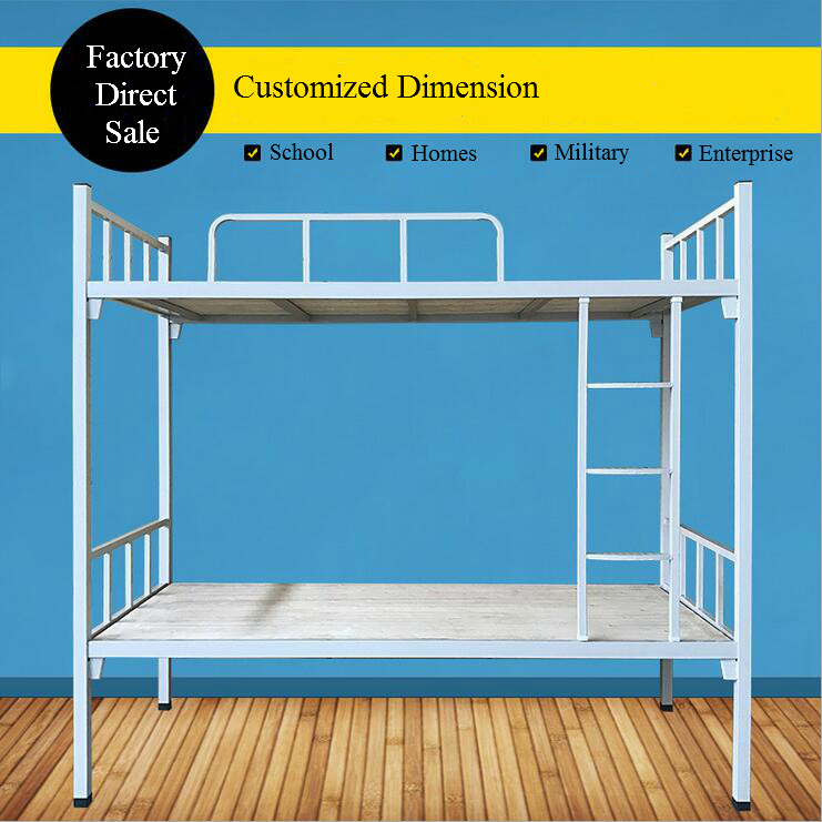 Cheap Detachable Bunk Bed Frame For Dormitory