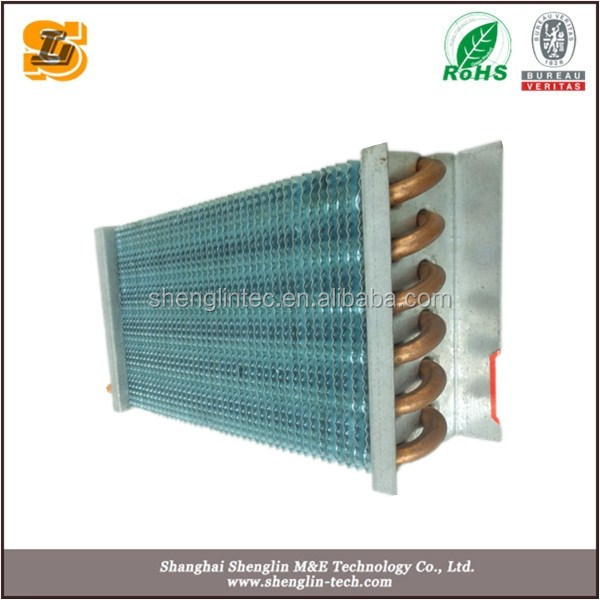 China high performance cooling radiators fins