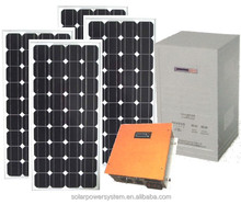 HOT SALE Green energy easy install solar power for sale 6000w