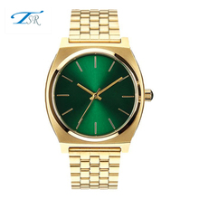 2017 Best selling brand watch popular leather watches market in American and Europe