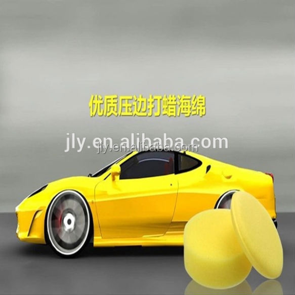 Ho t! Hot ! 2015 Latest Product In The Market Wax Sponge for Car Using