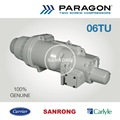 New 06TUA483 06TUA554 Carrier Semi-Hermetic Screw Compressor, 06TU Carlyle Paragon R134a Air-Cooled Screw Compressor