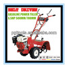 6.5HP Gasoline Power Rice Rear Tine Rotary Tillers Cultivator For Sale