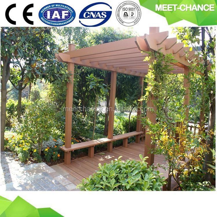 cheap terrace pergola