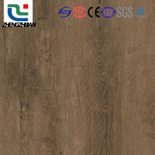 click interlocking pvc no glue vinyl plank flooring non-slip wood grain vinyl pvc sheet