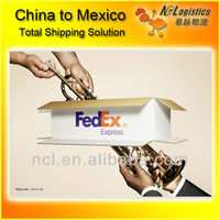 network express courier services to Mexico