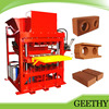 4Pcs /Time_______Eco 7000 Plus mud interlocking brick making machine /paving block machine hydraulic pressure