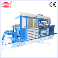vacuum forming machine thermoforming with CE from China factory
