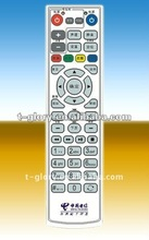 custom 4 devices remote control for tv,dvd,sat and dvb with BV UL ISO14001
