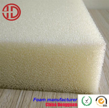 Quick dry foam for outdoor furniture dry fast porous spong foam