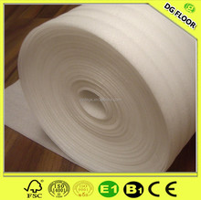 2mm 3mm Waterproof EPE Foam Underlayment