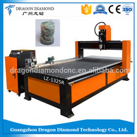 Precision wood cnc router engraving machine 4 axis cnc router with rotary axis LZ-1325R