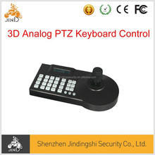 JD-KB4002AT 3D Analog PTZ Camera Keyboard Control with lcd display and Jostick