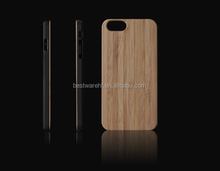 Natural Wooden Wood Bamboo Phone Case For Apple iPhone 6 6s/ Plus 5/5s Cover