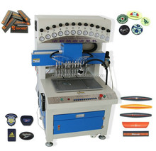 factory use book mark gumming/dispensing/gluing/dripping machine with low defective percentage