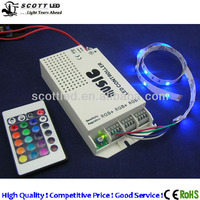 12 volt wireless led dimmer, wireless rf led controller for rgb dmx led strips