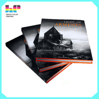 Good quality hardcover book printing