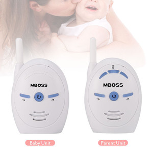Wireless Infant Baby Monitor Audio Kits Baby Phone