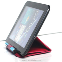7 inch / 8 inch / 10.1 inch tablet pouch for ipad , for samsung with stand