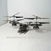 SG-H6400 - WECCANTOYS! 4ch remote control twin-motored plane with built-in Gyroscope
