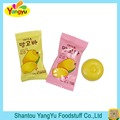 Halal Mango Flavored Fruit Hard Candy