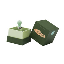 Customised solid perfume paper packaging box