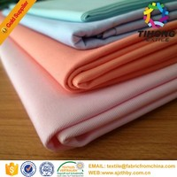 poly cotton twill textile fabric price