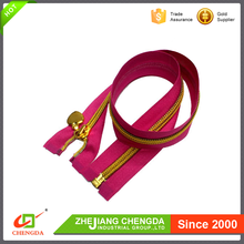 CHENGDA Best-Selling Products Nylon Zipper For Baby Clothes