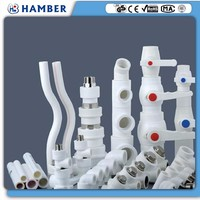 wholesale ppr fitting flange plastic adjustable pipe fittings equal coupling