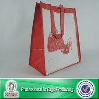 High Quality Custom Cheap PP Non Woven Cute Tote Bag For School Girl