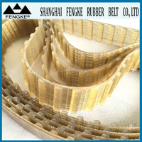 High Quality Yellow PU Timing Belts(Code AT20)