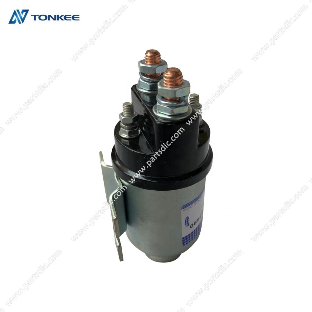 20367490 VOE20367490 starter relay B10B B12B FH12 EC360B EC460B D12D engine starter relay suitable for VOLVO