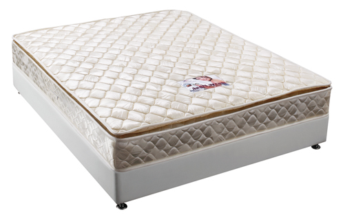Luxury fashion design Bonnell Spring System and Memory Foam with Pillow Top Mattress CM5+M - Jozy Mattress   Jozy.net
