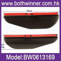 BW008 car window visor cover