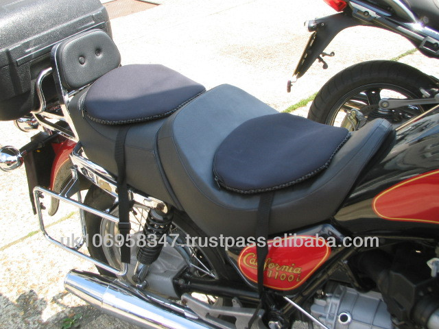 DebbonAir Deluxe Gel Seat Pad Range for Motorcycles