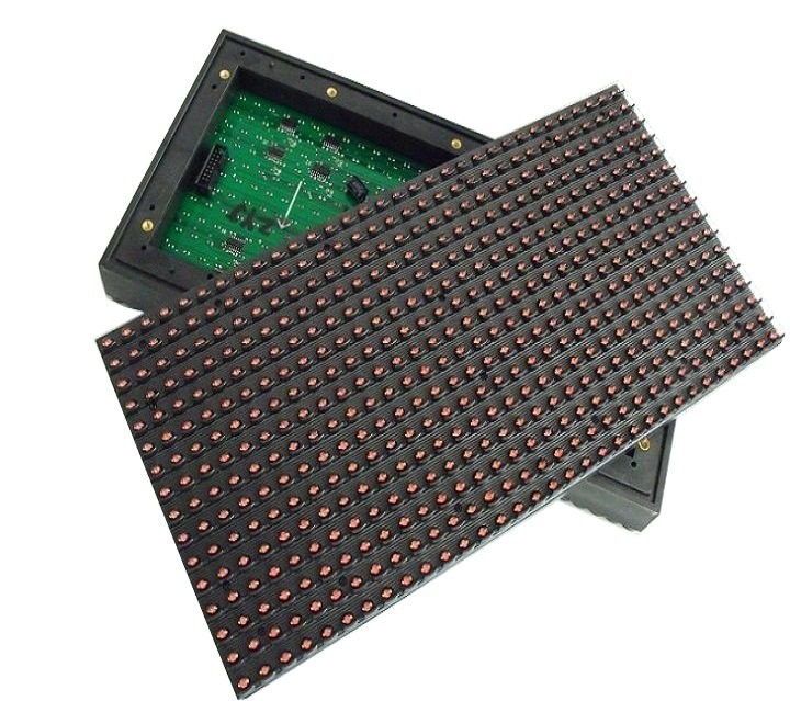 <strong>P10</strong> outdoor single color led display screen <strong>module</strong>,<strong>p10</strong>(<strong>1r</strong>)-v706 led display <strong>module</strong>