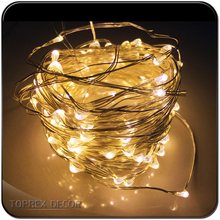 Led Fairy Light Christmas Lights Outdoor For Marriage Decoration