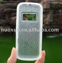 Transparent flexible PC cases for Nokia N79