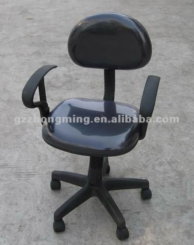 Modern plastic Low Back Fabric Typist chair BY-017-1