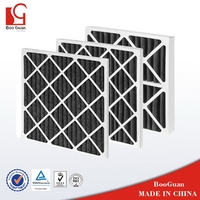 Contemporary best sell activated carbon filter fabric