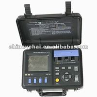 Max 5T Resistance 5kv High Voltage Digital Insulation Resistance Meter Tester High Tension Megger YH5100