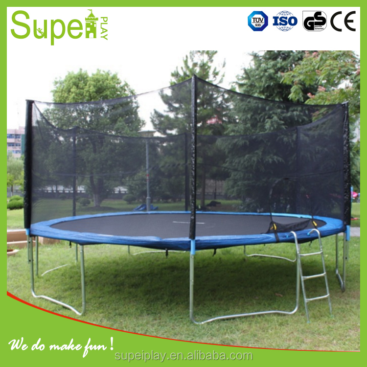 Professional kids mini 20ft trampoline outdoor from China supplier